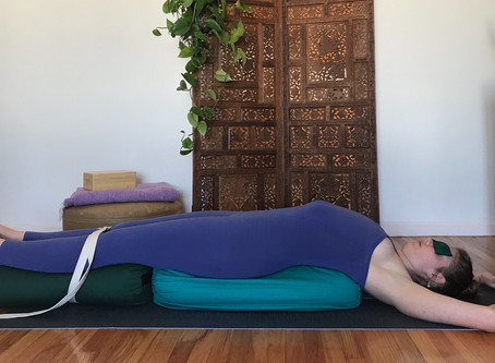 Pose of the Week: Setu Bandha Sarvangasana