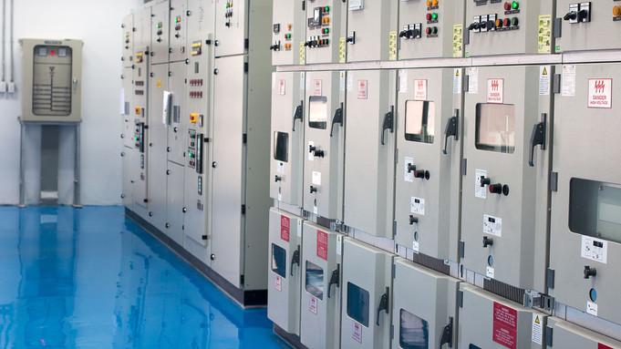 Switch Gear Room