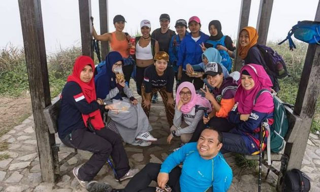 Hiking event