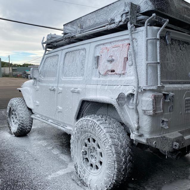 Jeep Detail