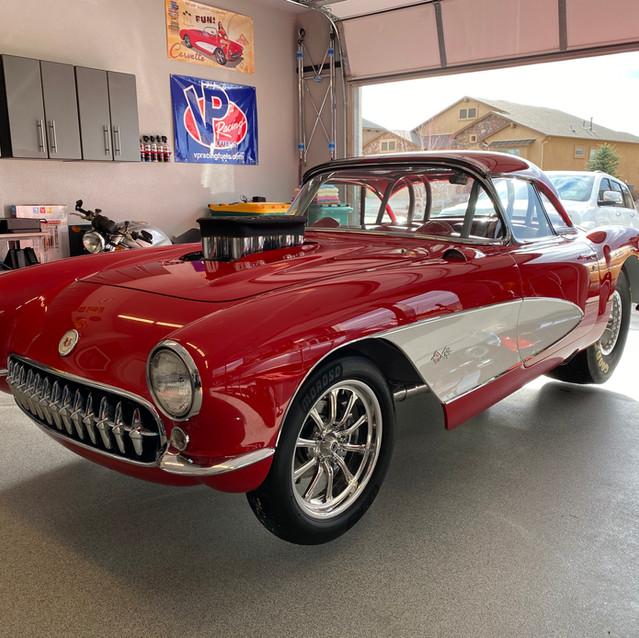 Corvette Polish