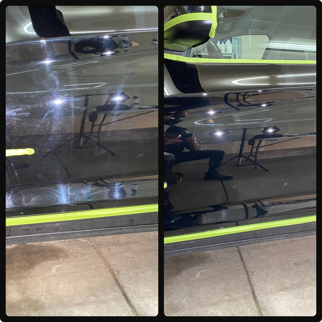 BMW Paint Correction
