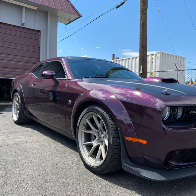 50th Anniversary Challenger Tinted