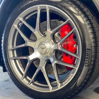 GLC63s AMG Wheels