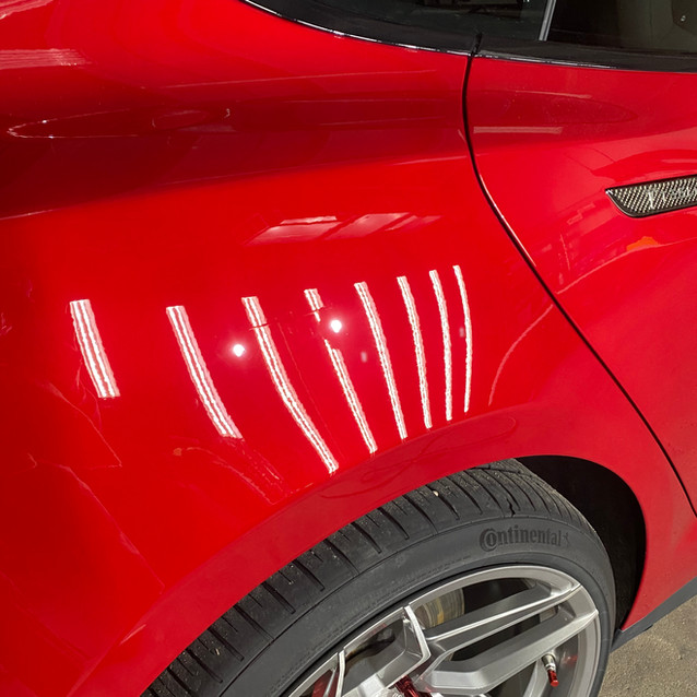 Tesla Polishing