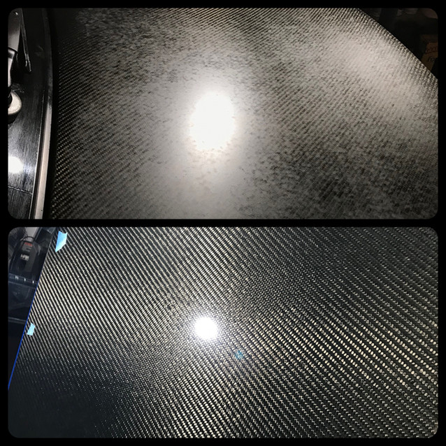 Carbon Fiber Polishing