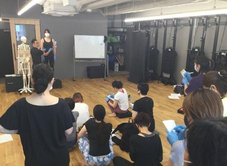 ZONE ピラティスカンファレンス 2020 SUMMER【2020年8月】