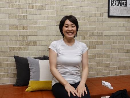 【Instructor Spotlight】福岡県 長谷川知佳さん