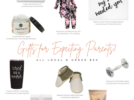 Christmas Gift Guide #2: For Expecting Parents