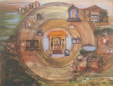 Chidambaram Temple Complex
