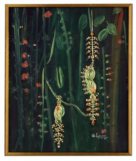 Ornate Barringtonia