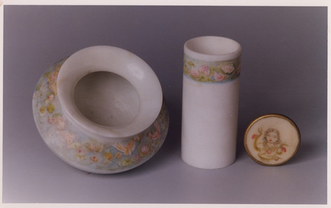 Painted Marbleware