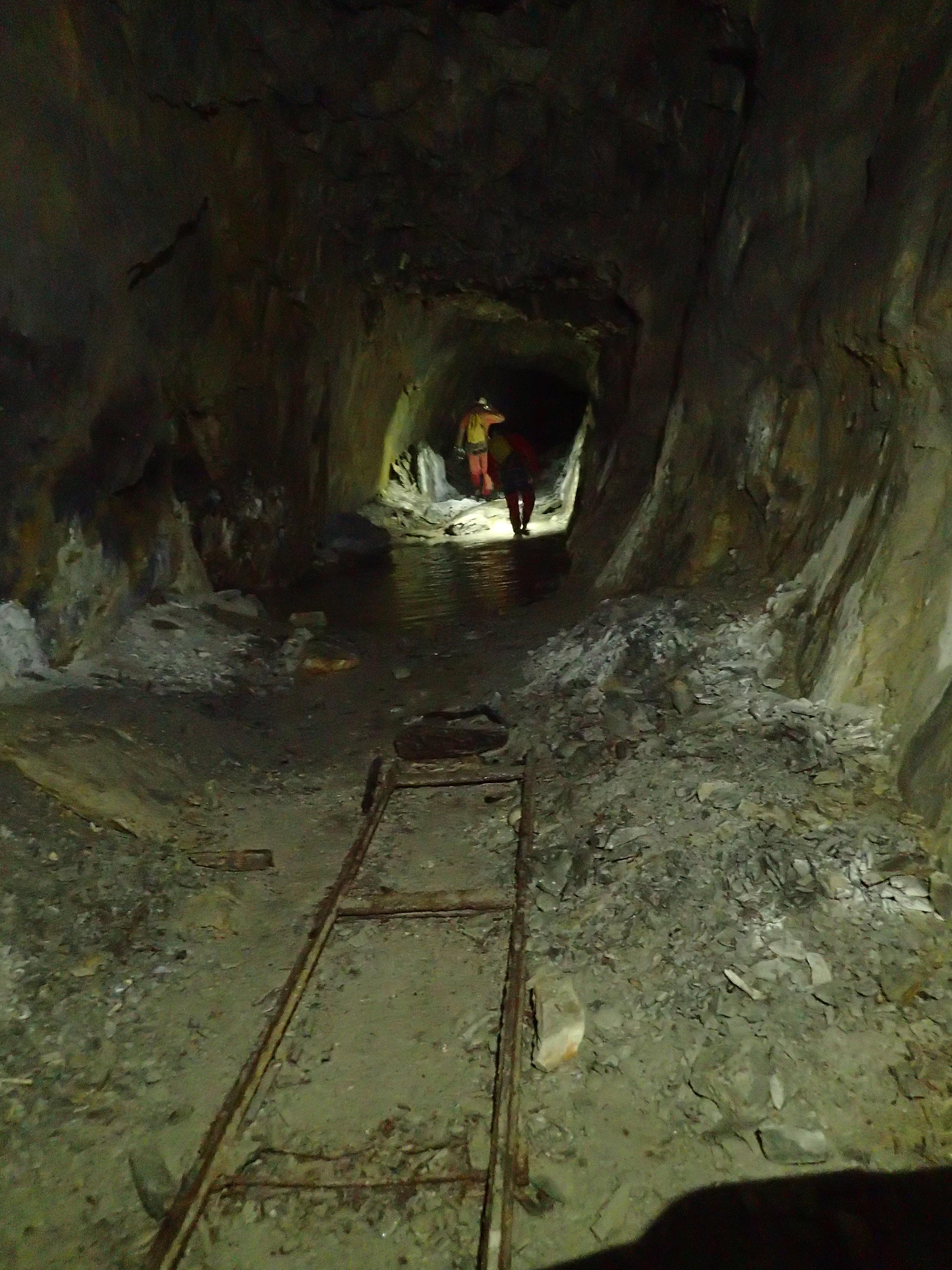 Encadrement chantier souterrain