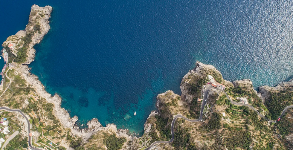 Costiera Amalfitana - Matrimonio Pietro e Maria Grazie