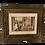 Thumbnail: Tableau ancien orientaliste fin XIX début XX ème à l'aquarelle