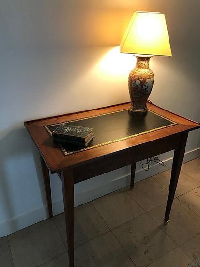Table à écrire bureau de dame époque fin XVIII  ème siècle