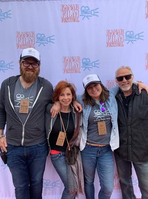 Jeff, Meryl, Britt & Rick