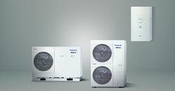 Tepelná čerpadla Panasonic Aqurea