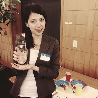 Stanford Design Challenge first winner, Sha Yao, Eatwell