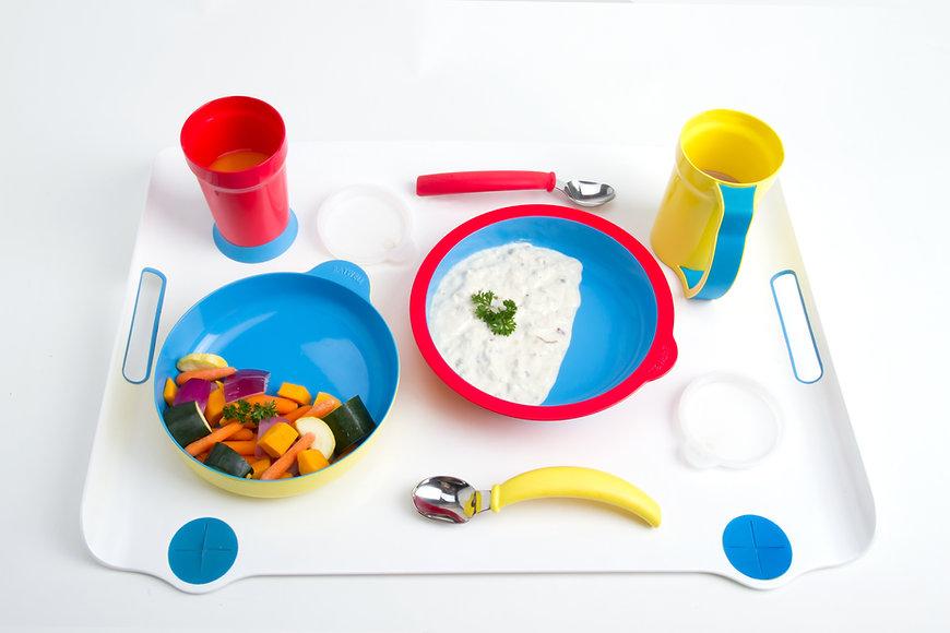 Eatwell assistive tableware