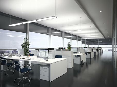 Come illuminare il nostro ufficio?