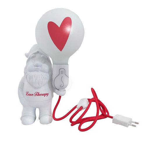 NIÑO HEARTHY – LAMPADA DA TAVOLO IN CERAMICA – NANO LOVE