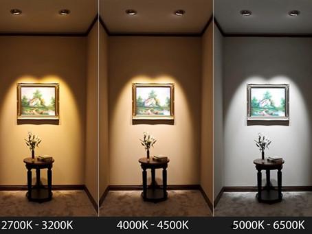 Che colore di luce scelgo per la mia casa?