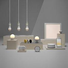 Disegno di lampade, lampadine e corpi illuminanti