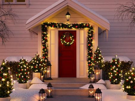 Illuminazione per Natale : idee e consigli