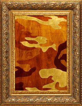 'Gold Camo' serie_Puplius Cornelius Scipio Africanus