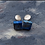 Thumbnail: Серебряные запонки с белым мрамором