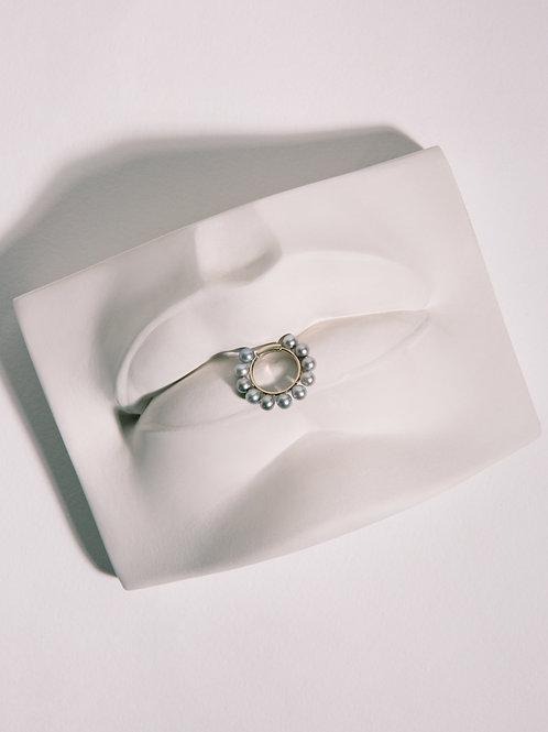 Золотое кольцо жемчужная дорожка