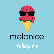 Logo & Onlinecover Melonice