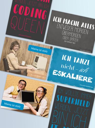 HR-Postkartenkampagne