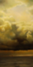 Light Series: Glory - Oil on Canvas by Ann Stievater