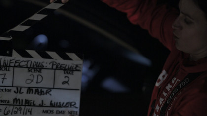 """Behind the Scenes of """"Infectious: Prelude"""""""