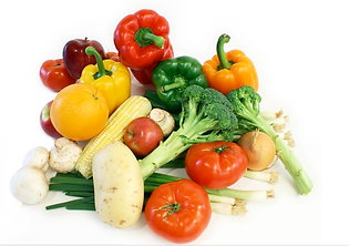Image of a pile of vegetables