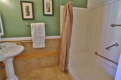 Villa Redondo Bathroom View