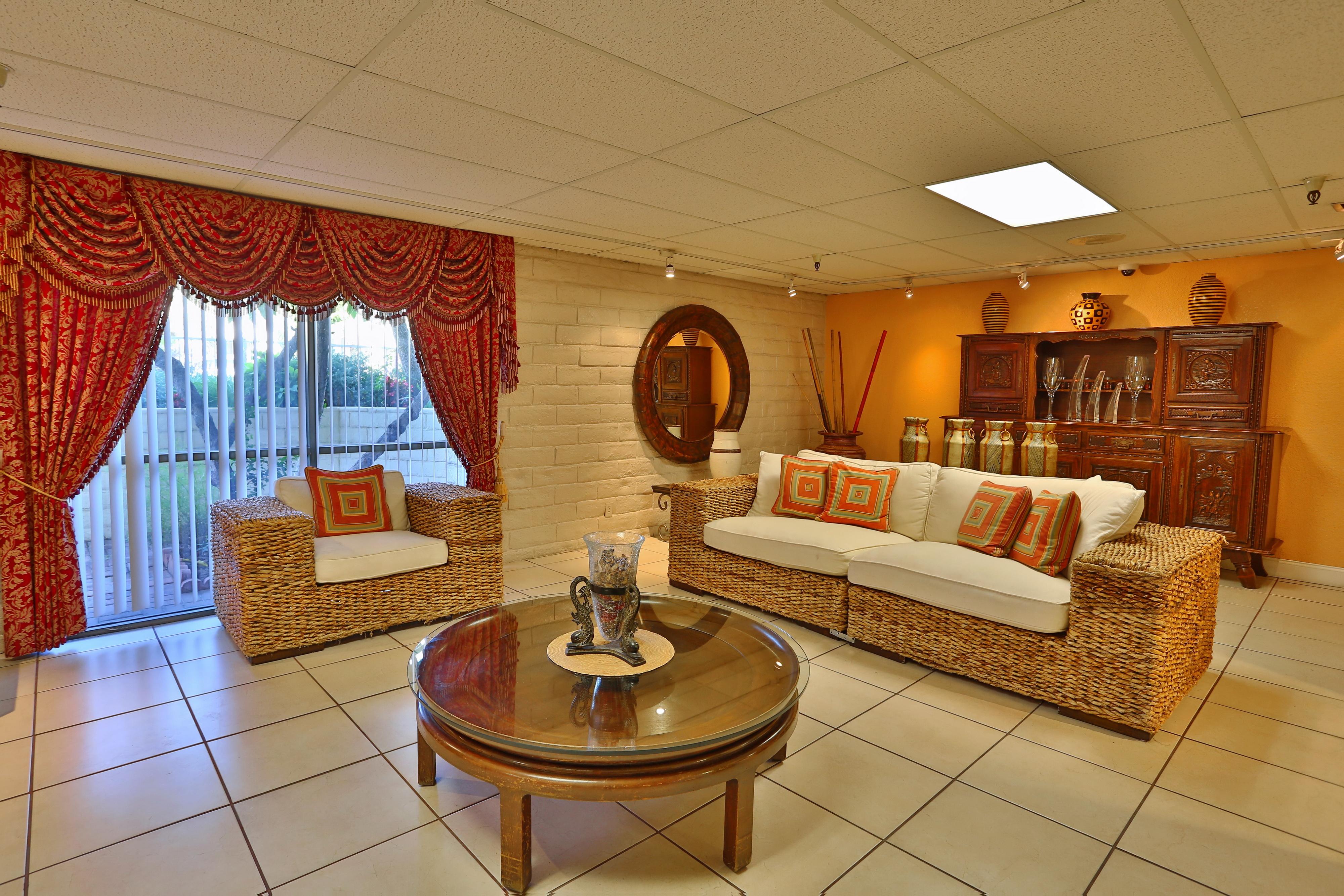 Villa Redondo Main Lobby