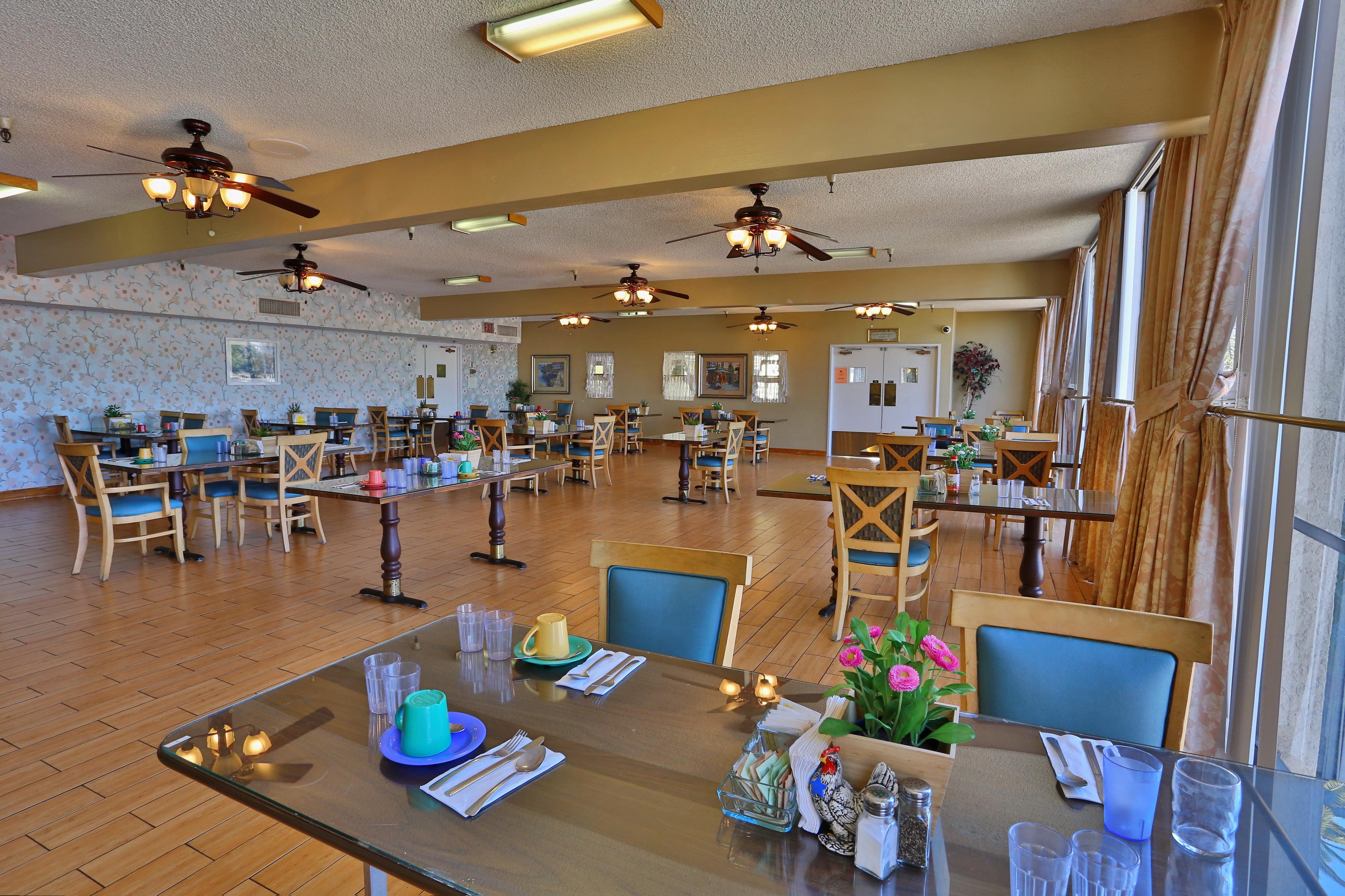 Villa Redondo Dining Room