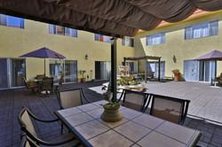 Villa Redondo Garden Patio Rooms