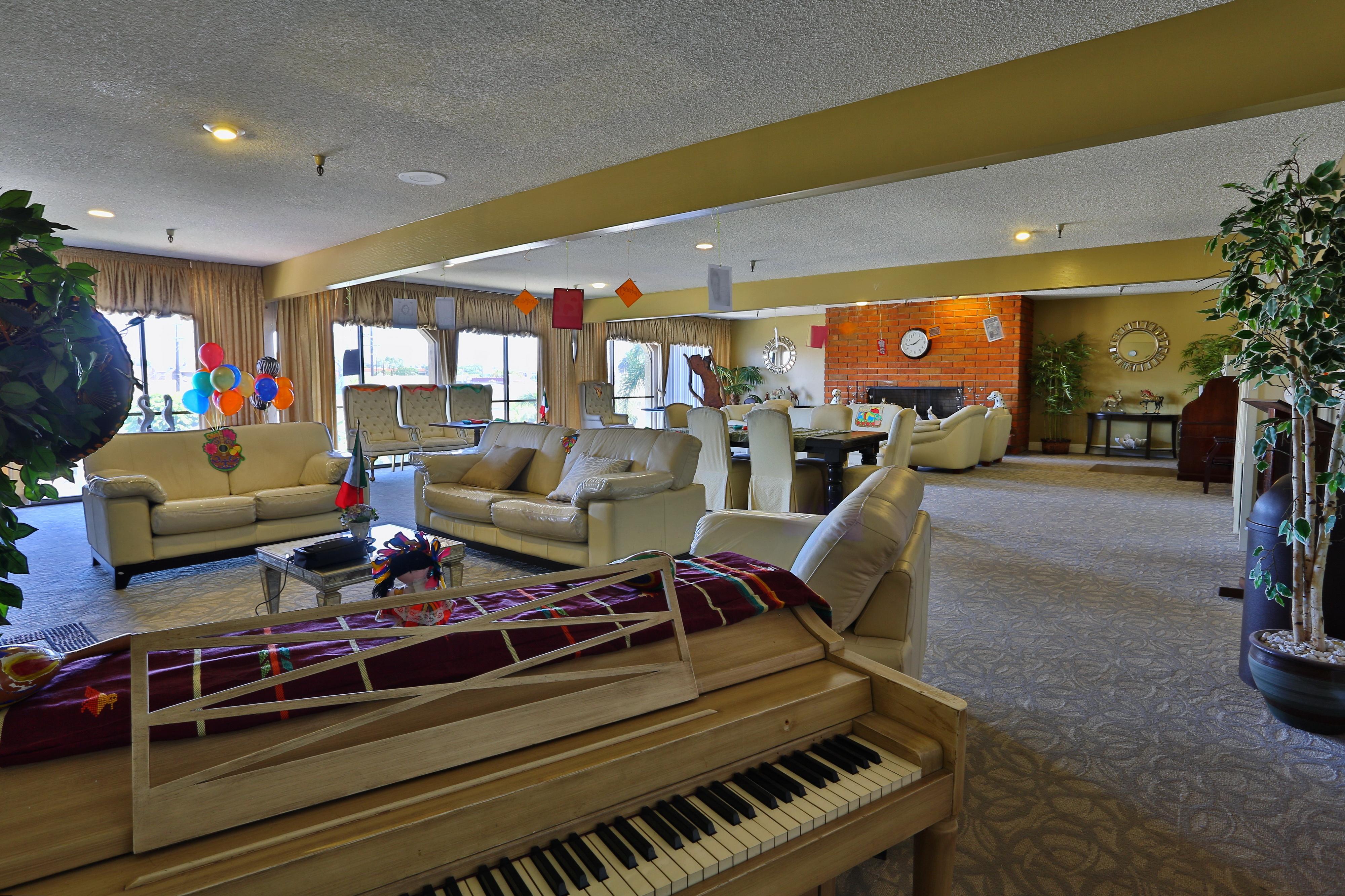 Villa Redondo Activity Room