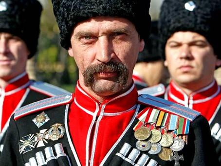 Современные восстания казачества. Войско Ермака.