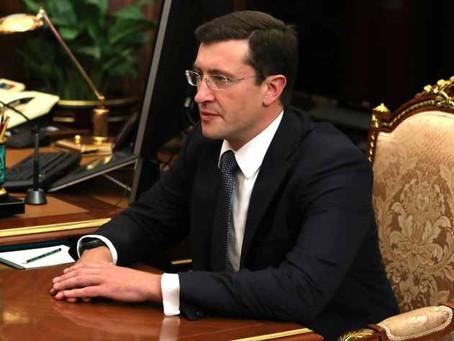 Никитин привлек внебюджетные средства для развития Нижнего Новгорода