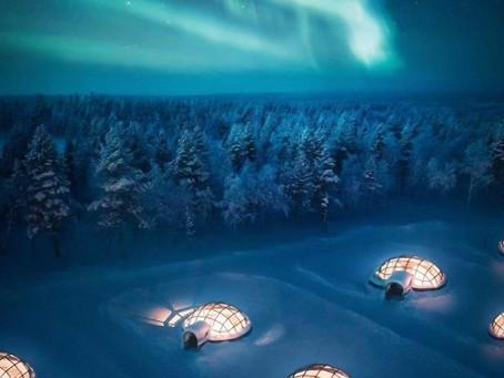 Земля в Арктике! Бесплатно!