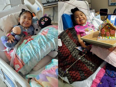 4-летнюю девочку навсегда парализовало из-за CoViD-19
