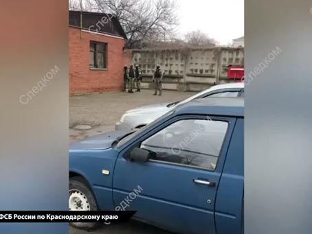 Начальника отдела Роспотребнадзора на Кубани задержали за взятки