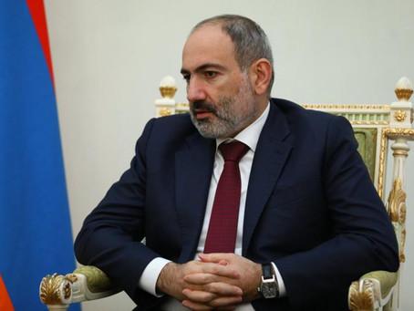 Требование отстранить Пашиняна от обязанностей премьер-министра