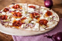 Chorizo I Peperoni I Schafskäse