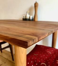 Cherry kitchen table
